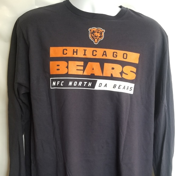 b1f7a8454 NFL CHICAGO BEARS Long Sleeve shirt and Gloves